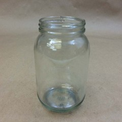 Pint Glass Jars