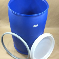 30 Gallon Poly Drums