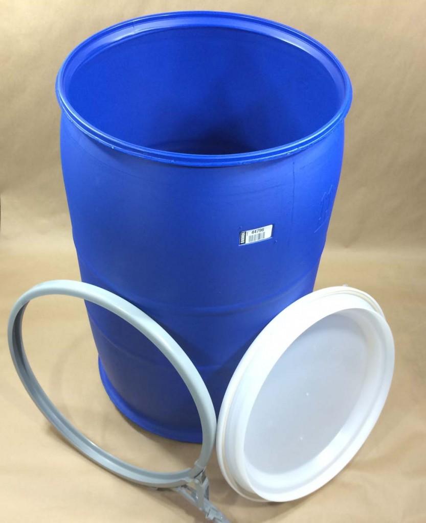 Plastic Barrels And Drums For Sand Salt Ice Melt