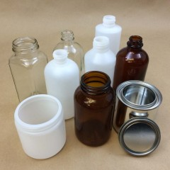 8 Oz Containers – 1/2 Pint