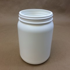 3 Pint Wide Mouth Jar with 110 400 Opening