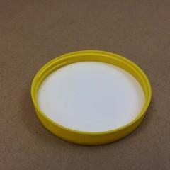 Yellow Plastic Caps