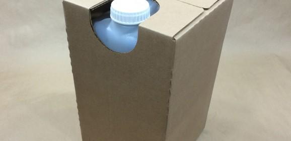 Empty 35 lb Oil Bottle for Packaging Food Oil