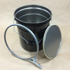 Steel Pails for Precious Metals Scrap Collection