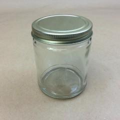 Glass Refrigerator Jars
