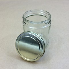 Candle Jars and Tins For Sale