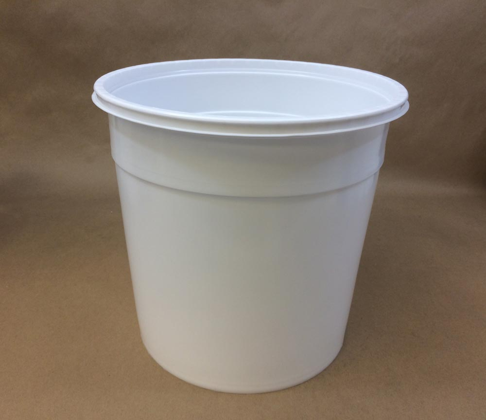 Ice Cream Tubs Or Ice Cream Pails Yankee Containers Drums Pails Cans Bottles Jars Jugs And Boxes