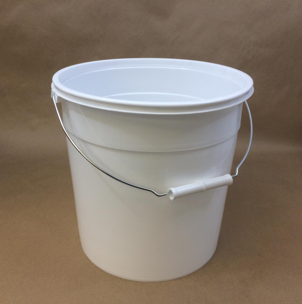 Plastic Pails With 50 60 And 65 Mil Thicknesses For Light Duty Lications