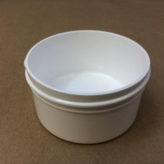 Plastic Jars for Pet Supplements and Vitamins