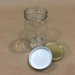 8 Oz Glass Jars