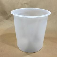 5 Gallon Rigid Plastic Pail Liners for Steel Pails