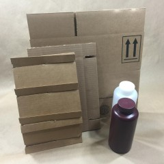 2 x 1 Litre Plastic Bottles in 4G Packaging – ENT-KIT-2X1L