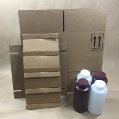 4 x 1 Litre Plastic Bottles in 4G Packaging – ENT-KIT-4X1L