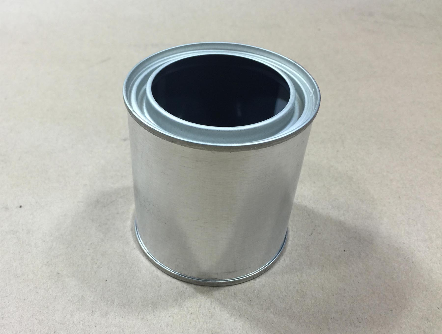1 Pint Metal Paint Cans