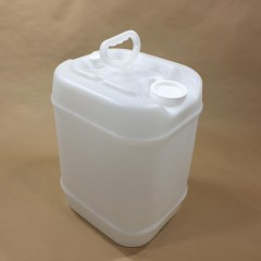 5 Gallon Rectangular Tight Head Plastic UN Drums