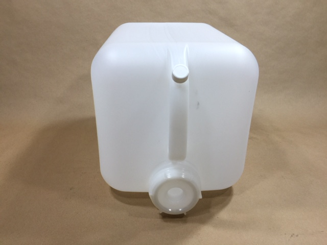 5 Gallon Dispensing Container With Liquid Level Markings