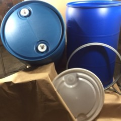 Plastic Drums – Open Head and Tight Head HDPE