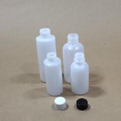 Plastic Sample Bottles & Jars