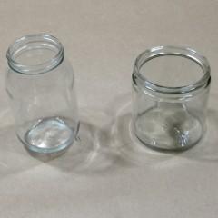 Standard Round Glass Jars or Straight Sided Glass Jars?