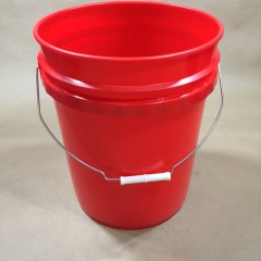 5 Gallon Plastic Pails UN Rated for both Hazardous Liquids and Hazardous Solids
