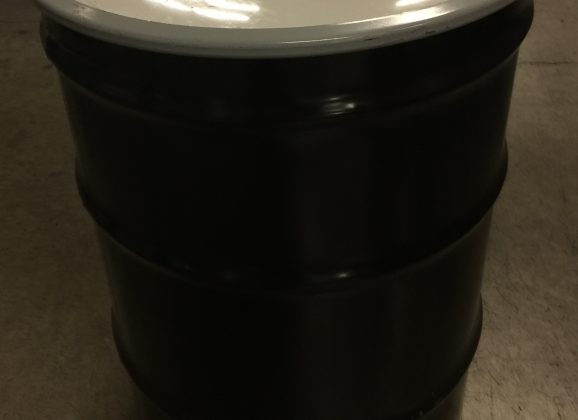 55 Gallon Open Head Steel Drum X Rated for Solids and Y Rated for Liquids